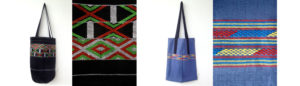 Artisan crafted Empower Cotton Tote Bags