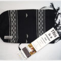 Empower Mishing Gifting Pouch (White on Black) - S
